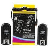 Radio Flash Wireless Yongnuo Rf-603n Ii Nikon