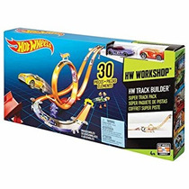 Juguete Track Pack De Super Generador De Hot Wheels Pista