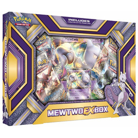 Tcg Pokemon Mewtwo-ex Box