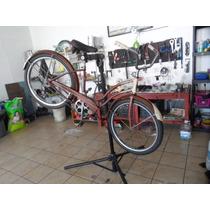 Bicicleta Antigua 1963 Marca Schwinn Modelo Wasp, Perfecta