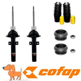 Kit 2 Amortecedores Dianteiros Ford Ka Ate 07 +kits+coxim