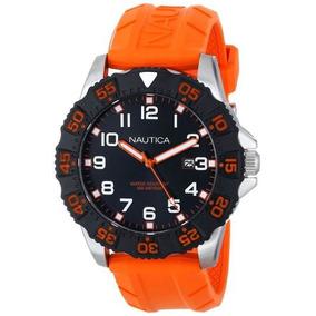 Reloj Nautica N12641g Masculino