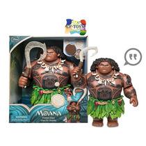 Moana Maui Con Sonido Disney Princesas Pelicula Moana Cf