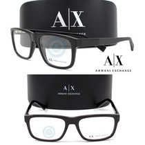 Armazon Oftalmico Armani Exchange Ax3025 8178 Black Unisex
