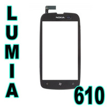 Touch Pantalla Tactil Nokia Lumia 610 Mica Gratis