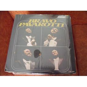Lp Bravo Pavarotti, 2 Discos, Seminuevo, Chi Mi Frena