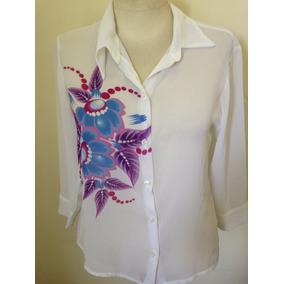 Camisa Feminina Tam P