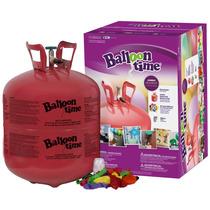 Tanque De Helio Ballon Time Envio Gratis