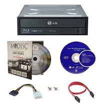 Lg Wh16ns40 16x Super Multi M-discos Blu-ray Bdxl Cd Dvd Bur