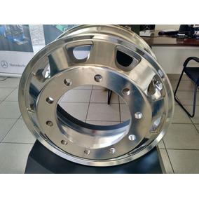 Roda De Aluminio Caminhão 8.25 X 22,5 10 Furos