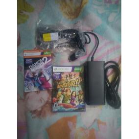 Fuente Xbox 360 Slim 2 Juegos Cable Video