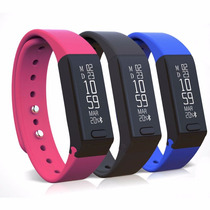 Reloj Inteligente Smartband Pcbox Android Iphone Whatsapp