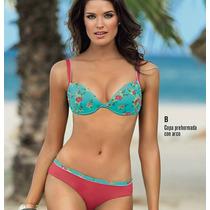 Leonisa Bikini De Realce T.34