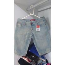 Short Bermuda Jeans Razon Tam.38