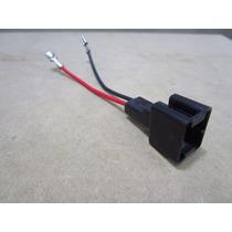 4 Plug Chicote Conector P/ Alto Falante Renault Sandero 15+