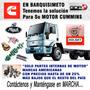 Kit Overhaul Motor Ford Cargo Cummins Y Mack