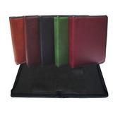 Portafolios Oficio / A4 Eco Cuero Liso C/cierre X 6 Unidades