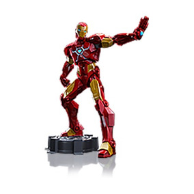 Bonecos Playmation Avengers Importado Original Disney