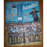 Poster Racing Apertura 2002 (114) Chanchi Estevez - Ole