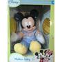 Mickey Baby Peluche Cabeza De Goma Juguetería El Pehuén