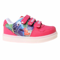 Zapatillas Addnice Disney Baby Mil Luces Dory Velcro Nemo
