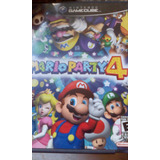 Mario Party 4 Completo Para Nintendo Gamecube