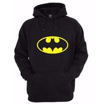 Moletom Batman Blusa Canguru Com Capuz -top´