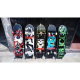 Skateboard Marca Trucos Abec 9 Completamente Nuevo Y Origina