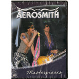 Aerosmith Masterpieces En Dvd Musicales