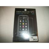 Wwow Mica Protectora De Pantalla Nokia Asha 303 Excelentes!!