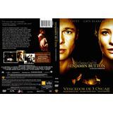 Filme Em Dvd Original O Curioso Caso De Benjamin Button