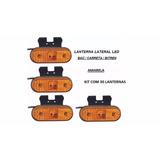Lanterna Lateral Led Caminhão Carreta Reboque (kit Com 30)