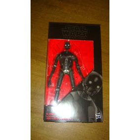 Star Wars Black Series K-2so Raridade