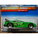 Hot Wheels 1999 Callaway C7 Collector 966