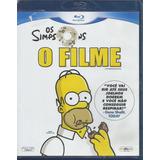 Blu-ray - Os Simpsons - O Filme - Lacrado