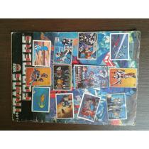 Album Transformers Del 86 Lleno Ni Le Faltan Estampas