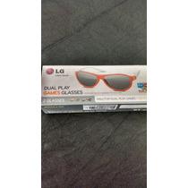 Par De Óculos Dual Play Game Glasses Ag-f310dp Lg