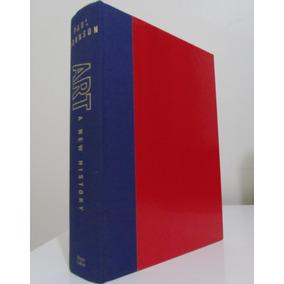 Livro - Art: A New History - Paul Johnson - Ilustrado