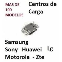 Centro De Carga Samsung Sony Zte Lg Huawei Motorola