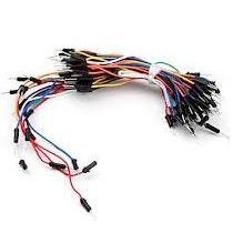 Cables Macho-macho Para Protoboard 60pcs