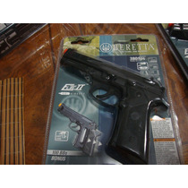 Pistola Airsoft 6 Mm De Co2 Model Beretta 92fs Elite 2
