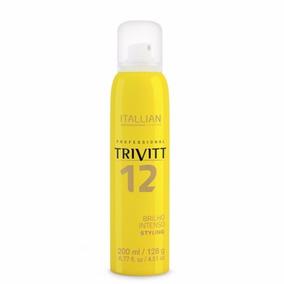 Spray De Brilho Intenso N 12 , Finalizador Trivitt