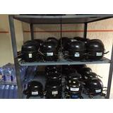 Compresor Para Neveras 1/3, 1/4 Hp Originales.