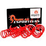 Kit Aliperti Molas Esportivas Vw Saveiro G5 1.6 Cs/se 2009+
