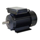 Motor Eletrico Fechado Ip44 1.0cv 2 Polos Monofasico Bivolt