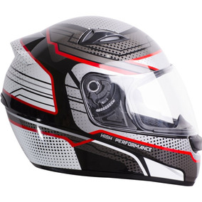 Capacete Ebf 60 Eox High Performance Viseira Anti Risco