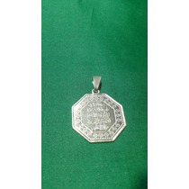 Pingente De Prata 925 Do Iran.