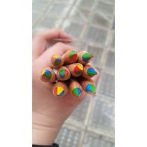 Lápiz Súper Ferby Punta 4 Colores Lyra