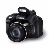 Câmera Fotográfica Canon Sx50 Hs 12.1 Megapixels Super Zoom
