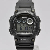Reloj Casio Estandar W-735h Super Iluminator Crono Wr100m